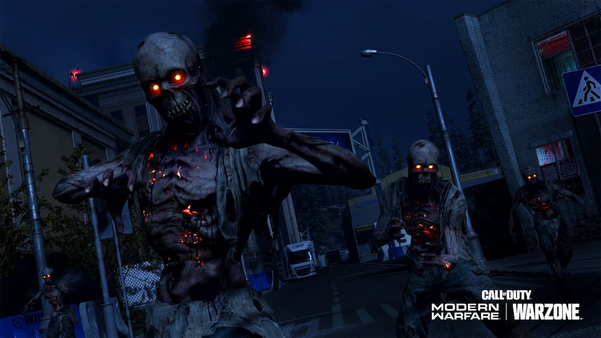 Call of Duty: Warzone Zombies