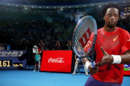 Tennis World Tour 2's next-gen version speaks to a much larger sports game problem