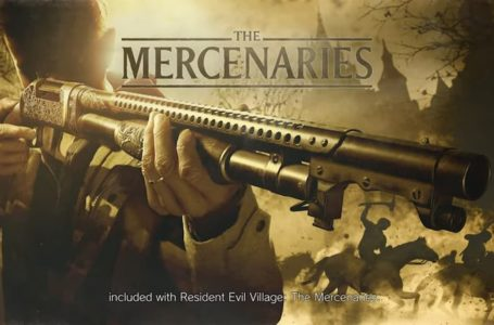 Resident Evil Village brings back fan-favorite Mercenaries mode