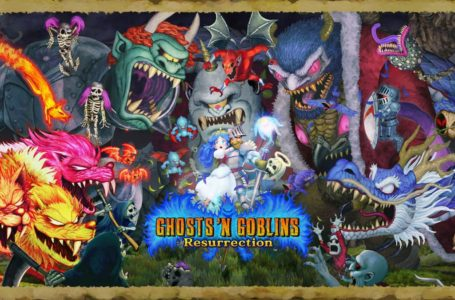 Ghosts 'n Goblins Resurrection will come to PlayStation 4, Xbox One, and PC