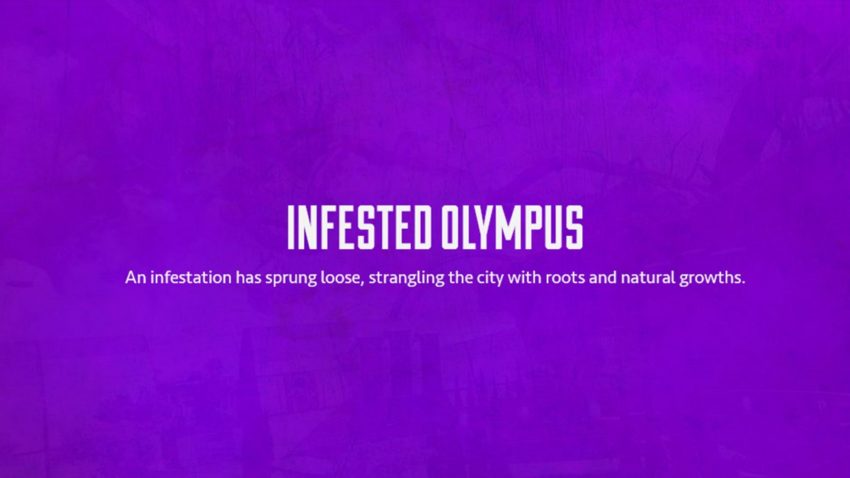 Infested Olympus