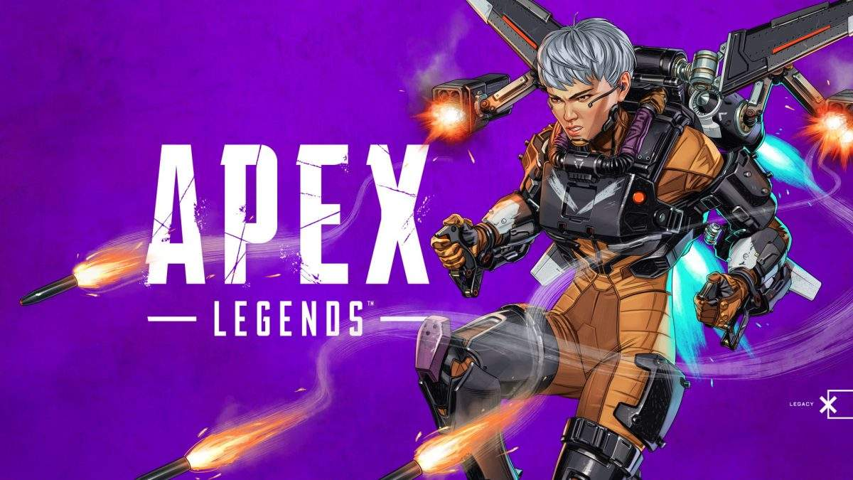 Apex Legends Legacy new weapon legend map changes