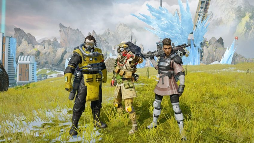 victory apex legends mobile