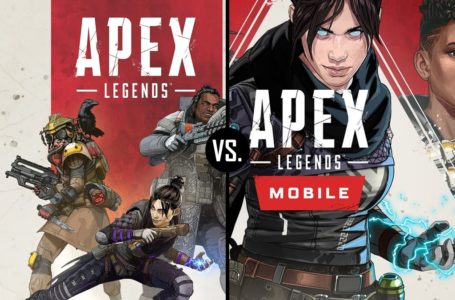 The major differences between Apex Legends and Apex Legends Mobile