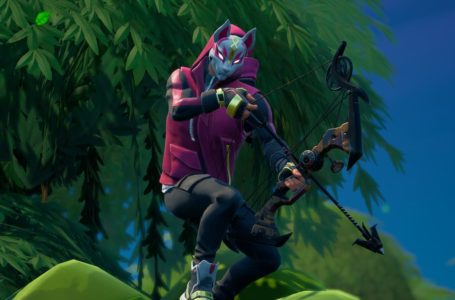 How to destroy structure with fire in Fortnite Chapter 2 Season 6 – Legendary Quest