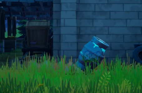 Where to get a Prop Disguise in Fortnite Chapter 2 Season 6