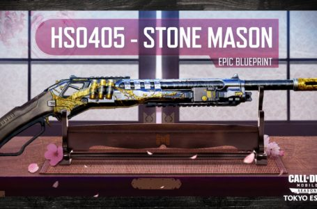 How to get free HS0405 – Stone Mason in Call of Duty: Mobile