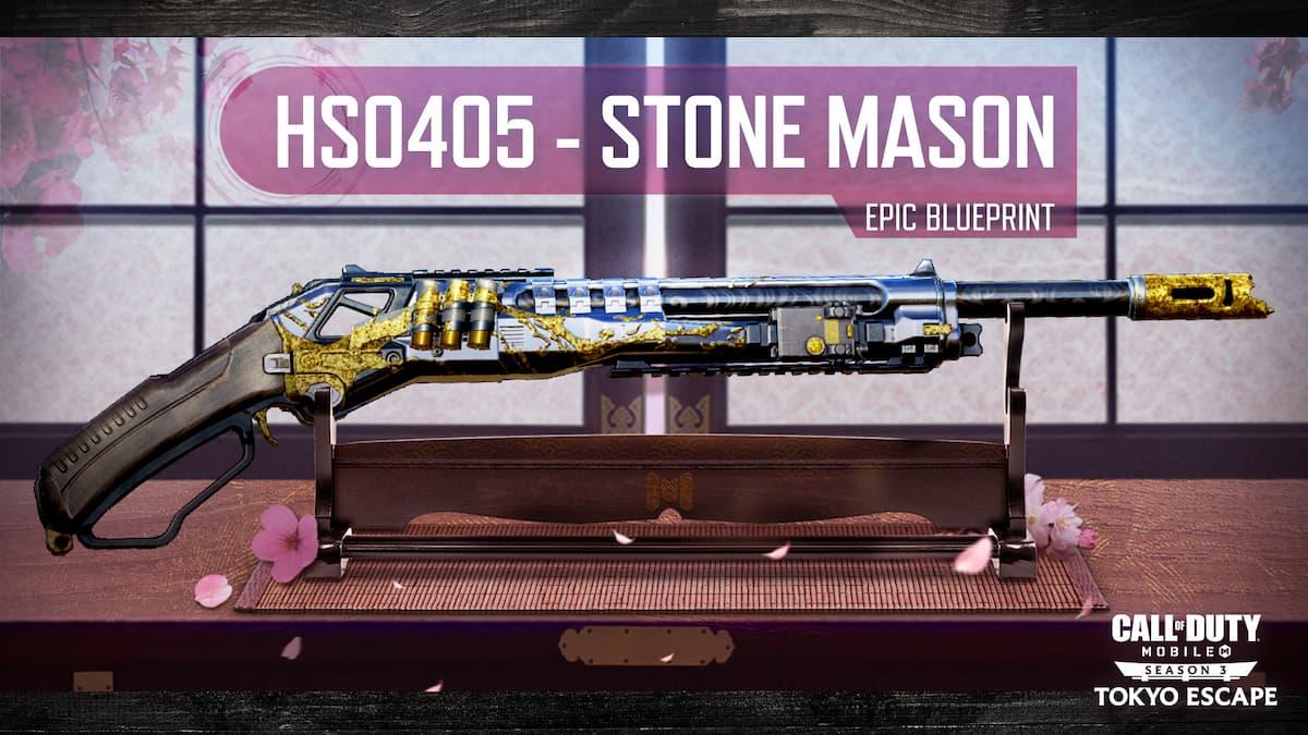 COD Mobile HS0405 – Stone Mason
