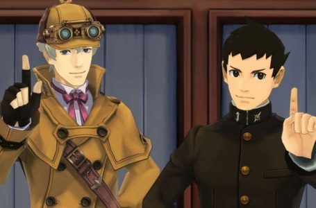 The Great Ace Attorney Chronicles has been confirmed for a Western release in July