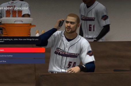 How to get traded in Road to the Show in MLB The Show 21