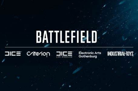 Two new Battlefield games are in development