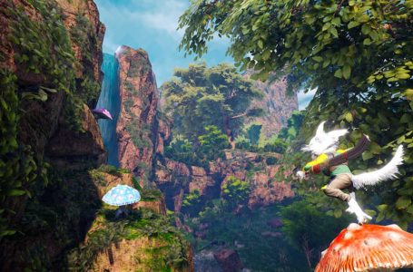 "New Biomutant trailer highlights a ""wonderful world""  to explore"