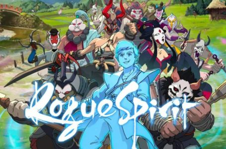 Rogue Spirit, anime-inspired action roguelite that lets you possess enemies, gets free demo in June