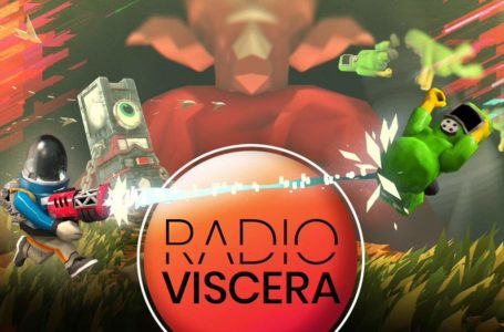 Chaotic indie shooter Radio Viscera has you fight a doomsday Y2K cult with an airgun, comes out Q3 2021