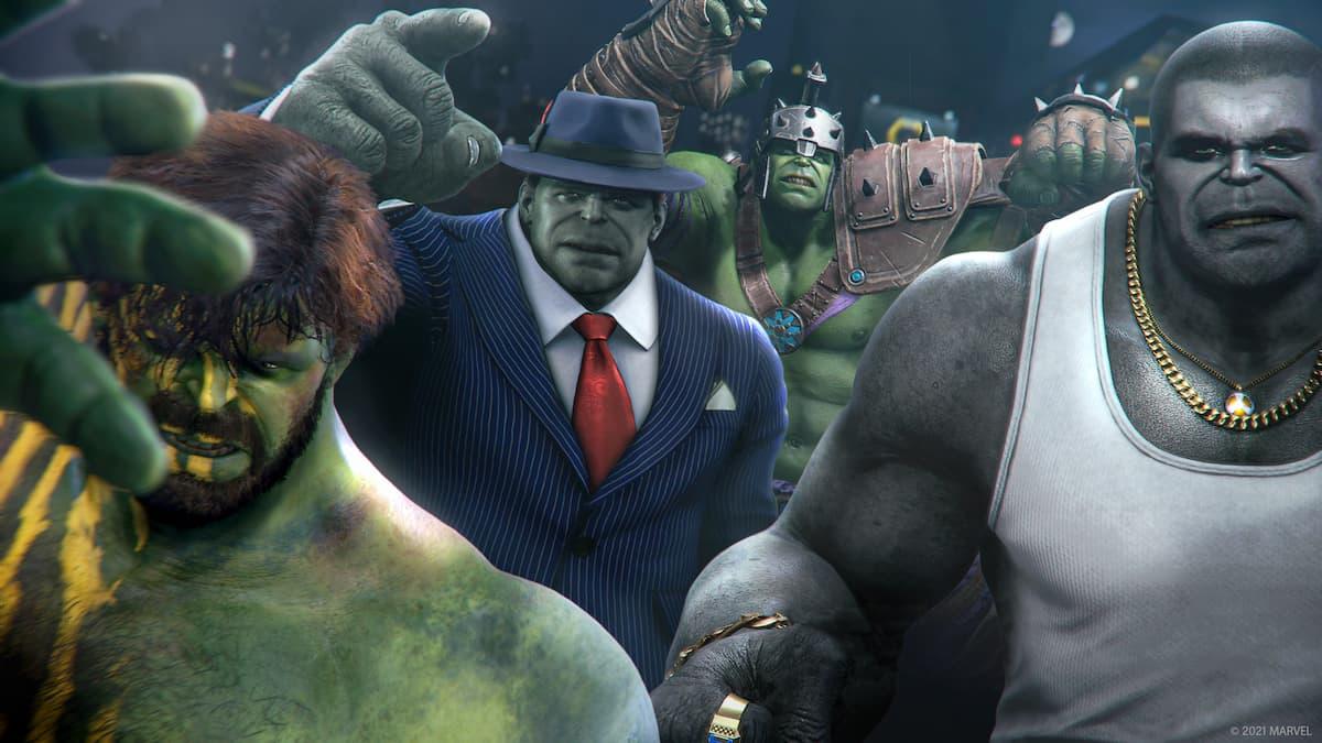 Marvel's Avengers Tachyon Rift Event