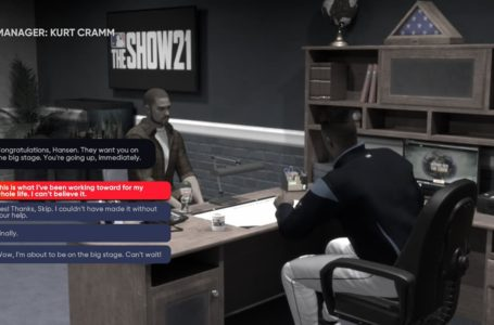 How to get called to the majors in Road to the Show in MLB The Show 21