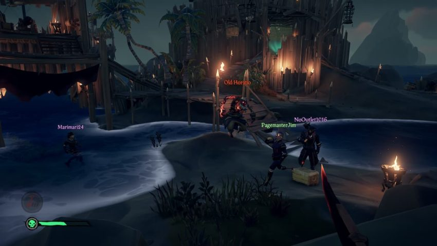 Sea of Thieves Fort of Fortune
