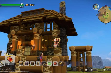 Dragon Quest Builders 2 makes a new home on Xbox Game Pass next month