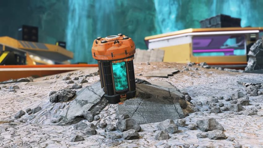 Material Canister