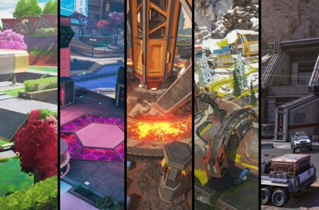 All Arenas Maps and Rotation Apex Legends Season 9: Legacy