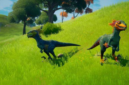 Where to hunt Raptors in Fortnite Chapter 2 Season 6 – Raptor Spawn Locations