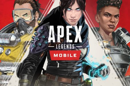 Apex Legends Mobile beta APK + OBB download link for Android