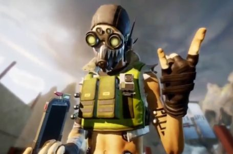 All Legends currently in Apex Legends Mobile