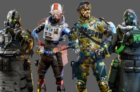 All known Apex Legends Mobile exclusive Legend skins