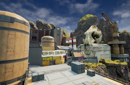 Wastewater Plant all locations – Apex Legends Mobile exclusive map