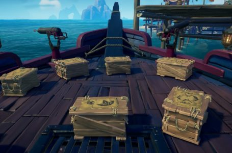 Trade Route Outpost Inventories in Sea of Thieves – Week of May 9, 2021