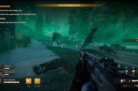 How to refill ammo in Second Extinction