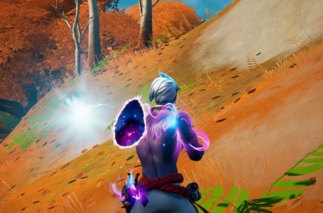 How to investigate the Anomaly at Weeping Woods in Fortnite Chapter 2 Season 6