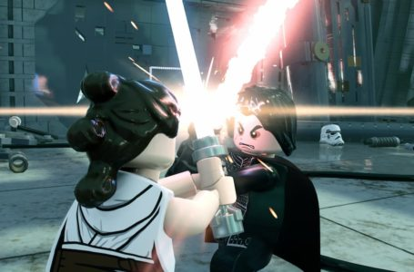 What is the release date of Lego Star Wars: The Skywalker Saga?