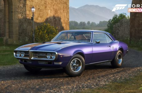 Forza Horizon 4: How to get the 1968 Pontiac Firebird