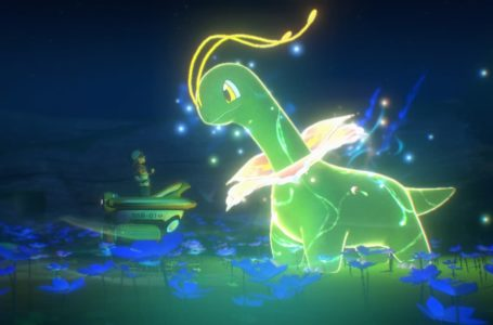 What are the glowing Pokémon in Pokémon Snap?