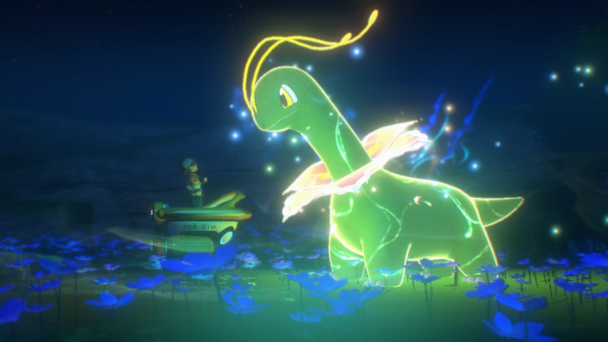 What are the glowing Pokémon in Pokémon Snap? | Gamepur