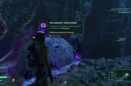 Tips for using Malignant Containers in Returnal