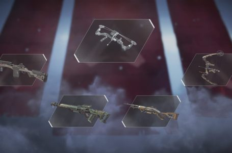 How the new Marksman weapon class works in Apex Legends Season 9: Legacy