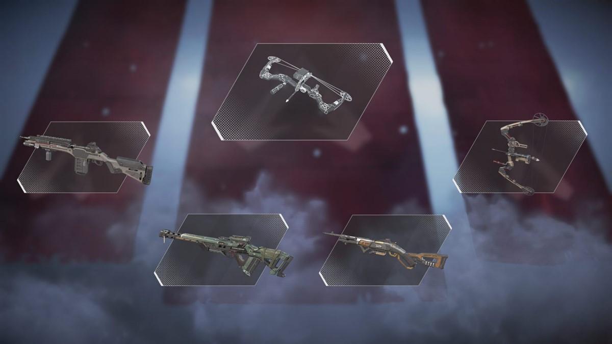 Marksman weapon class
