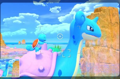 How to complete Art in Flight request in Pokémon Snap