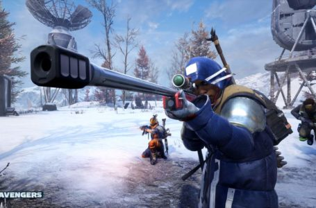 Scavengers is testing gameplay spaces with up to 5,000 players