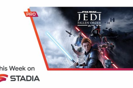 Star Wars Jedi: Fallen Order is now free with Stadia Pro