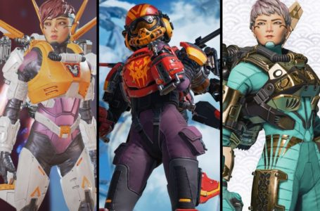 The best skins for Valkyrie in Apex Legends Season 9: Legacy