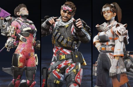 All Legend skins for the Apex Legends Season 9: Legacy Battle Pass