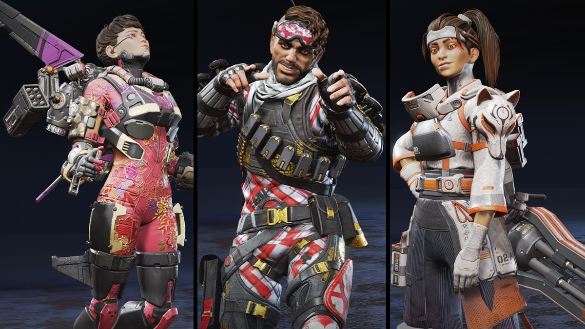 Legacy Battle Pass skins