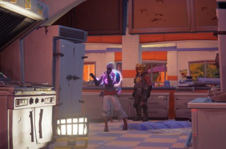 Where to dance in Durr Burger Kitchen in Fortnite Chapter 2 Season 6