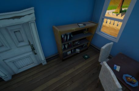 Collect research books from Holly Hedges and Pleasant Park locations in Fortnite Chapter 2 Season 6