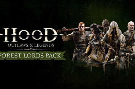 What time does Hood: Outlaws & Legends Forest Lords Pack release?