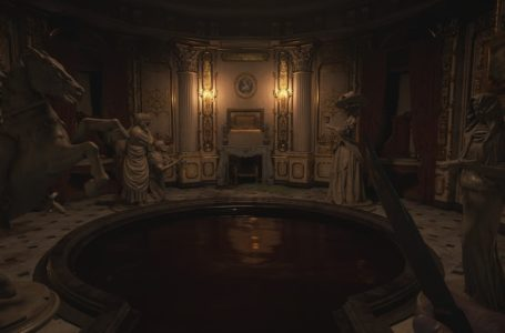 How to solve the Statue puzzle in Castle Dimitrescu in Resident Evil Village