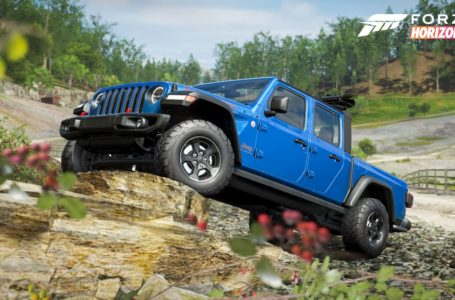Forza Horizon 4: How to get the 2020 Jeep Gladiator Rubicon